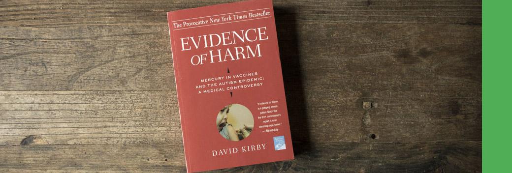 Autisme door Vaccinatie Evidence of Harm 1040